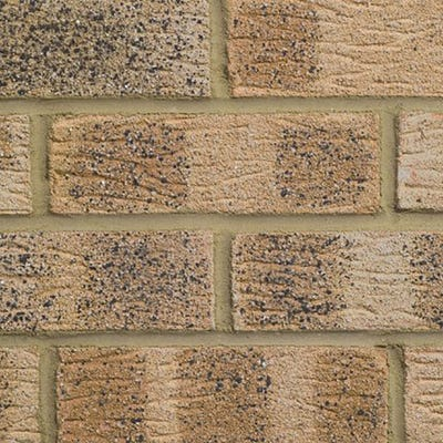Forterra LBC Longville Stone Pressed Facing Brick Pack of 390
