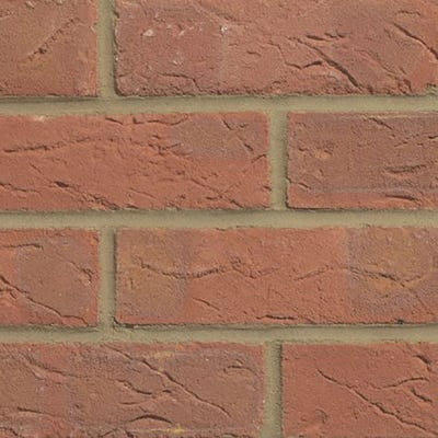 Forterra LBC Sunset Red Multi Pressed Facing Brick Pack of 390