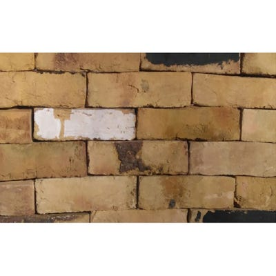 Stratford Reclaim Weathered Yellow Facing Brick Pack of 360