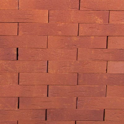 Takeley Red Wirecut Facing Brick Pack of 520