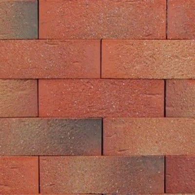 Lambourne Red Wirecut Facing Brick Pack of 520