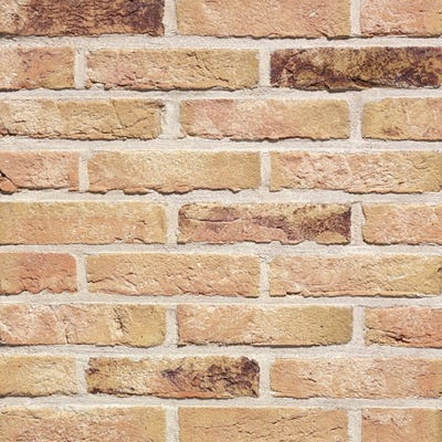 Wienerberger Valeriaan Yellow Stock Facing Brick Pack of 652