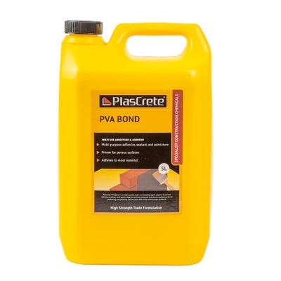 PlasCrete PVA Bonding Additive 5L