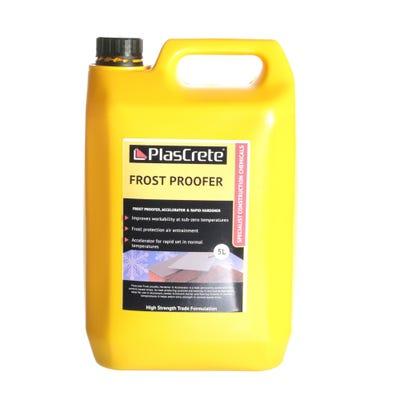 PlasCrete Liquid Frost Proofer 5L