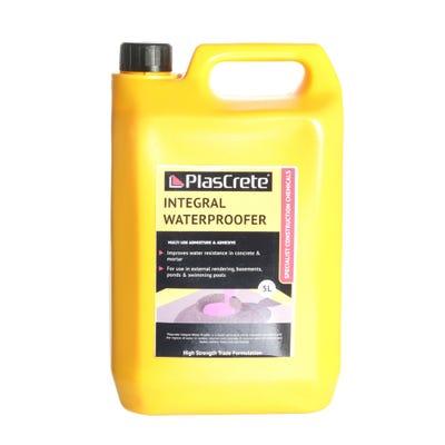 PlasCrete Liquid Integral Waterproofer 5L