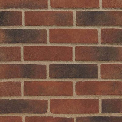 Wienerberger New Red Multi Gilt Stock Facing Brick Pack of 500