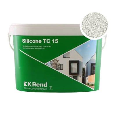 K Rend Silicone TC15 Limestone 25Kg