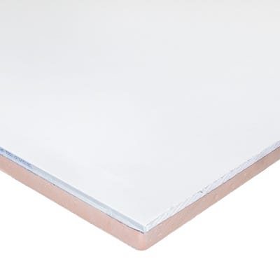 37.5mm Kingspan Kooltherm K118 Insulated Plasterboard 2400mm x 1200mm (8' x 4')