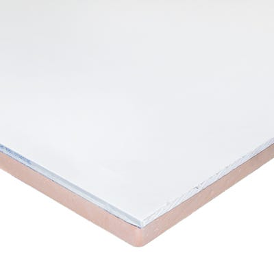42.5mm Kingspan Kooltherm K118 Insulated Plasterboard 2400mm x 1200mm (8' x 4')