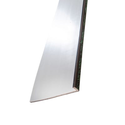 9mm x 225mm Primacell uPVC Fascia Board Single Leg 5000mm Black