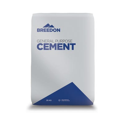Breedon General Purpose Cement 25Kg