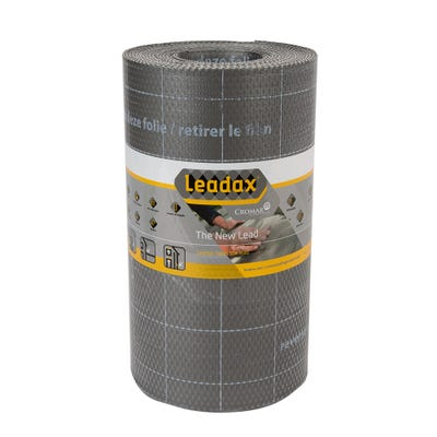 300mm Leadax Grey Lead Replacement Flashing 6m