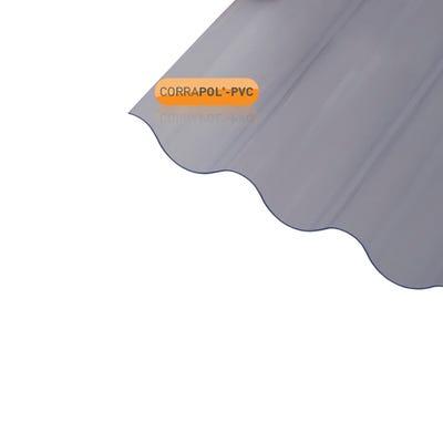 950mm x 2000mm Corrapol Corrugated PVC Sheet