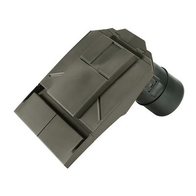 Ubbink Ventilation Tile Inline UB37 Plain Tile Anthracite