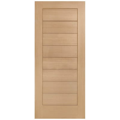 XL Joinery External Oak Modena 8 Panel Door
