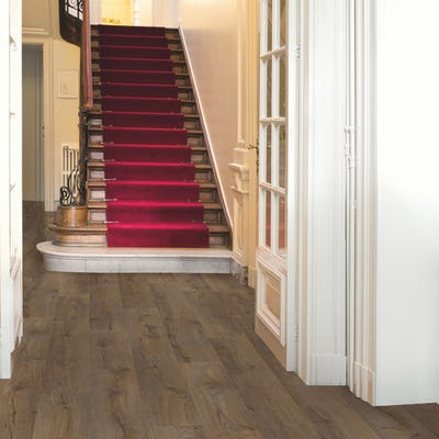 Quick Step Largo LPU1664 Cambridge Oak Dark Laminate Flooring