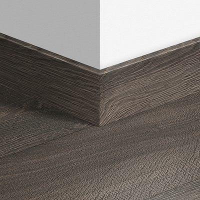 Quick Step Old Oak Grey Parquet Skirting 14 x 77 x 2400mm Design QS1382