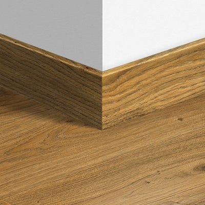 Quick Step Old White Oak Natural Parquet Skirting 14 x 77 x 2400mm Design QS1493