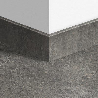 Quick Step Slate Dark Parquet Skirting 14 x 77 x 2400mm Design QS1552