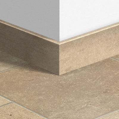 Quick Step Ceramic Light Parquet Skirting 14 x 77 x 2400mm Design QS1554