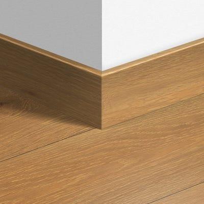 Quick Step Moonlight Oak Natural Parquet Skirting 14 x 77 x 2400mm Design QS1659