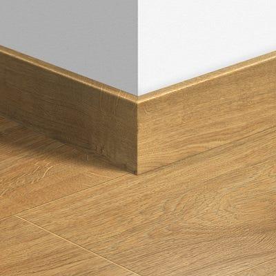 Quick Step Cambridge Oak Natural Parquet Skirting 14 x 77 x 2400mm Design QS1662