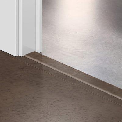 Quick Step Polished Concrete Dark Incizo Profile 2.15m Design QS1247