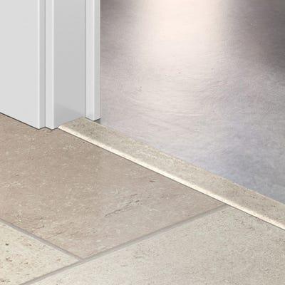 Quick Step Ceramic White Incizo Profile 2.15m Design QS1553