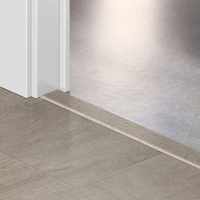 Quick Step Dominicano Oak Grey Incizo Profile 2.15m Design QS1663