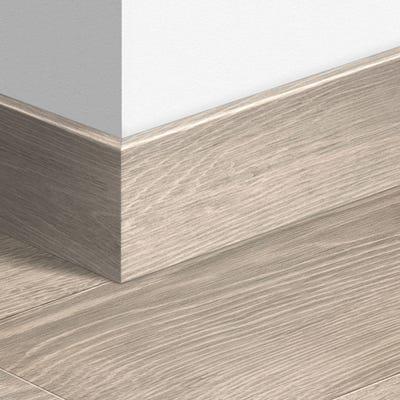 Quick Step Light Rustic Oak Parquet Skirting 14 x 100 x 2400mm Design QS1396