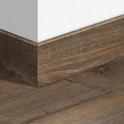 Quick Step Cambridge Oak Dark Parquet Skirting 14 x 100 x 2400mm Design QS1664