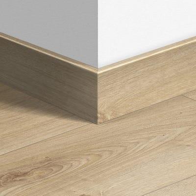 Quick Step Classic Oak Beige Parquet Skirting 14 x 77 x 2400mm Design QS1847