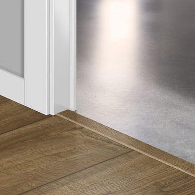 Quick Step Scraped Oak Grey Brown Incizo Profile 2.15m Design QS1850
