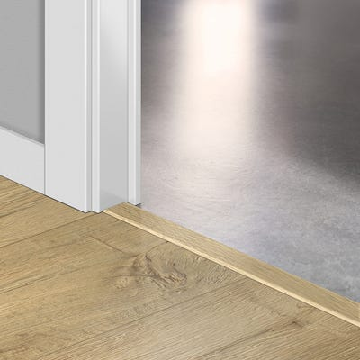 Quick Step Sandblasted Oak Natural Incizo Profile 2.15m Design QS1853