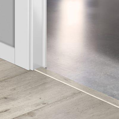 Quick Step Concrete Wood Light Grey Incizo Profile 2.15m Design QS1861
