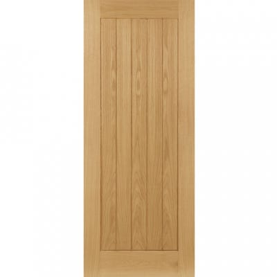 Deanta Internal Oak Ely 5 Panel Prefinished FD30 Fire Door