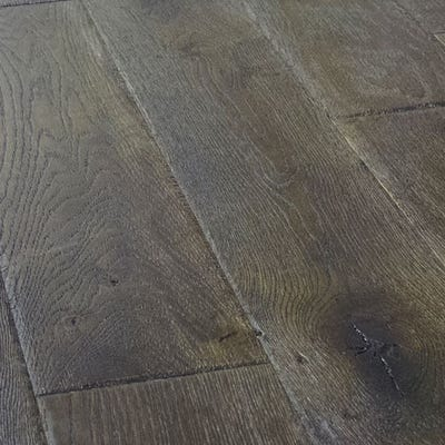 18 x 150mm Antique Oak Lacquered T&G Engineered Wood Flooring