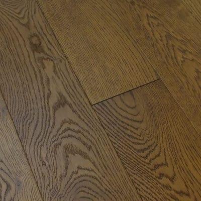Sample of 14 x 189mm Nutmeg Oak Oiled Engineered Wood Flooring