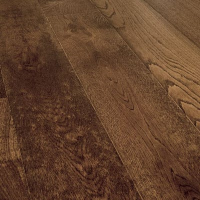 14 x 189mm Auburn Oak Oiled Click Engineered Wood Flooring
