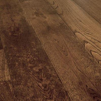 Sample of 14 x 189mm Auburn Oak Oiled Click Engineered Wood Flooring