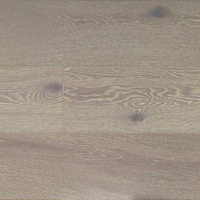 Sample of 14 x 189mm Slate Oak Matt Lacquered Engineered Wood Flooring