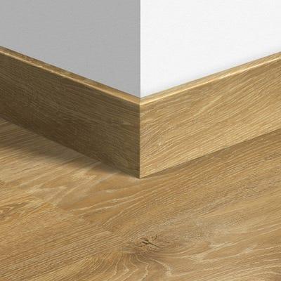 Quick Step Louisiana Oak Natural Parquet Skirting 14 x 77 x 2400mm Design QS3176