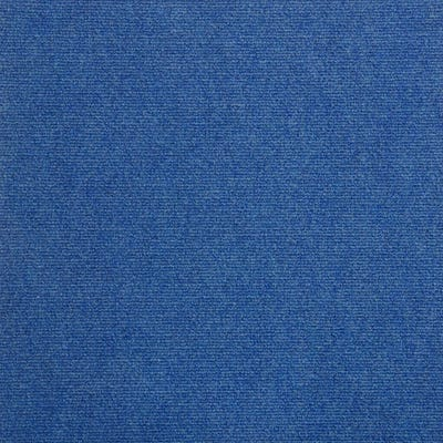 Russian Blue 500mm x 500mm Burmatex Cordiale Carpet Tile