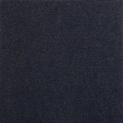 Czech Blue 500mm x 500mm Burmatex Cordiale Carpet Tile