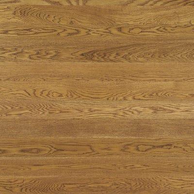 Elka 12.5 x 145mm Golden Oak Brushed & Matt Lacquered Engineered Wood Flooring