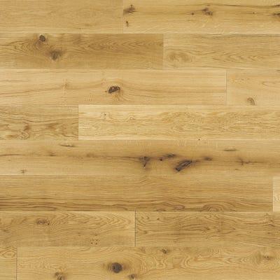 Elka 20 x 189mm Rustic Oak UV Lacquered Engineered Wood Flooring