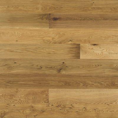 Elka 20 x 189mm Rustic Oak Brushed & Oiled Engineered Wood Flooring