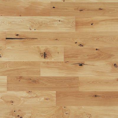 Elka 14 x 190mm Super Rustic Oak Brushed & Oiled Engineered Wood Flooring