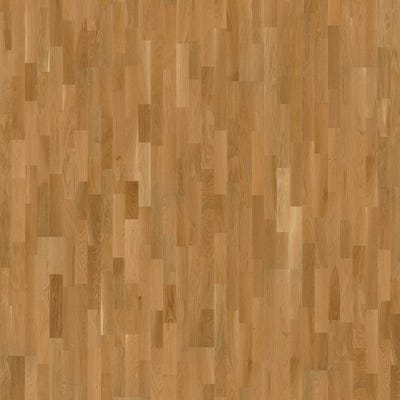Kahrs Lecco Oak 13 x 200mm 3 Strip Lacquered Click Engineered Wood Flooring