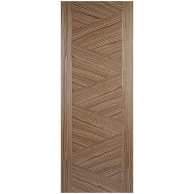 LPD Internal Walnut Zeus Prefinished Door